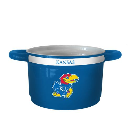 Boelter Brands University of Kansas Gametime 23 oz. Ceramic Bowl