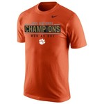 Nike Men's Clemson University Won as One T-shirt