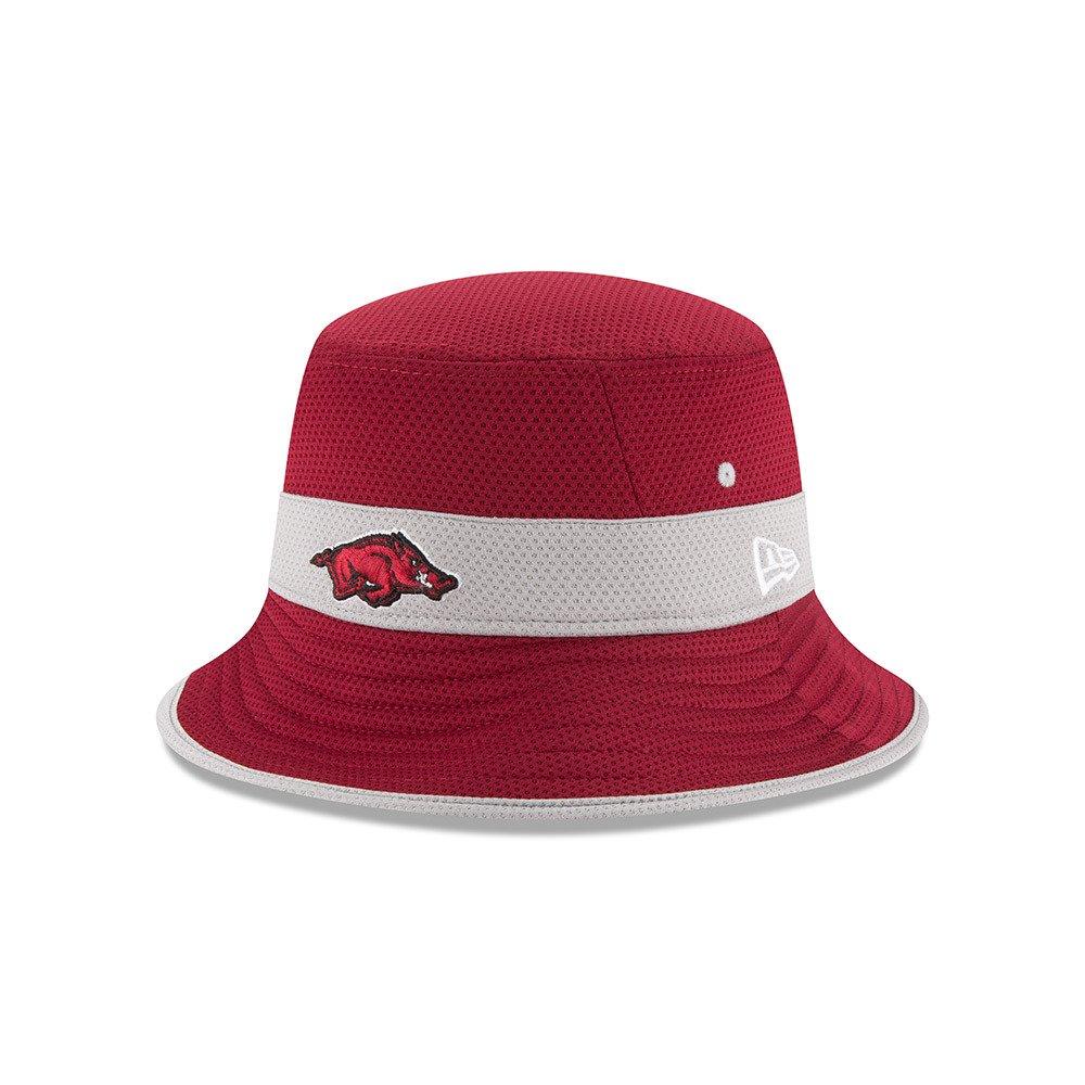 New Era Men's University of Arkansas Train Bucket