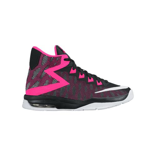 Display product reviews for Nike Girls' Air Devosion Basketball Shoes