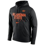 Nike Men's Oklahoma State University Circuit Perf Fleece Hoodie