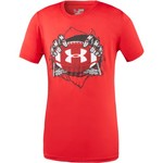 Under Armour™ Boys' Football Big Logo Mashup T-shirt