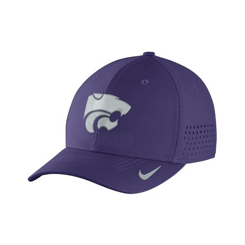 Nike™ Men's Kansas State University Classic99 Swoosh Flex Cap