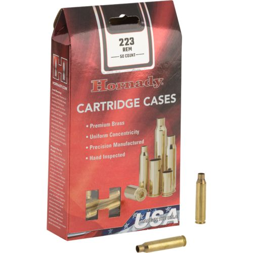 Hornady .223 Remington Unprimed Cases