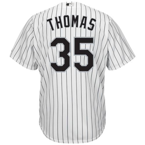 Majestic Men's Chicago White Sox Frank Thomas #35 Cool Base Replica Jersey - view number 1