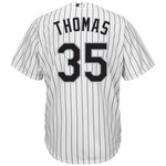 Majestic Men's Chicago White Sox Frank Thomas #35 Cool Base Replica Jersey