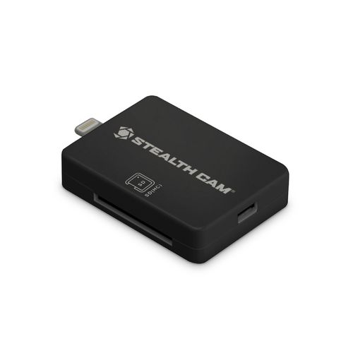 Display product reviews for Stealth Cam iOS Memory Card Reader
