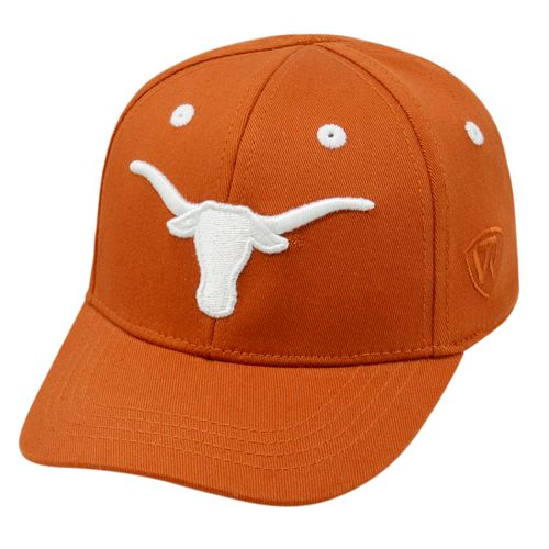 Top of the World Infants' University of Texas 1Fit Cap