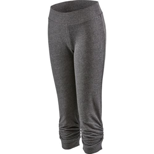 BCG™ Girls' Lifestyle Basic BTS Ruched Capri Pant