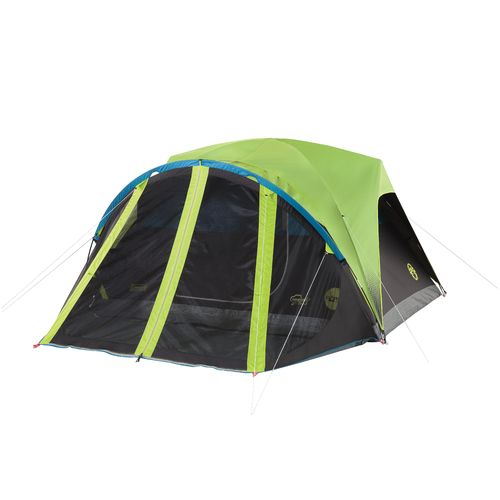 Display Product Reviews For Coleman Carlsbad  Person Dome Tent With Screen Room