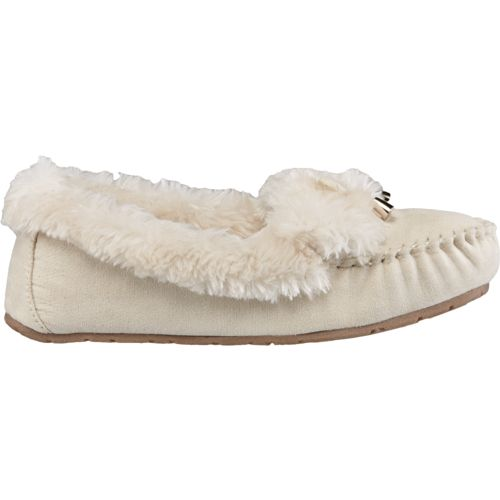 Austin Trading Co.™ Women's Winter Fur Moc Shoes