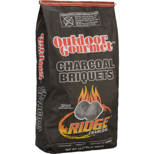 Outdoor Gourmet 15.4 lbs Charcoal Briquettes