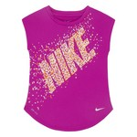 Nike Girls' Facet Dri-FIT Modern T-shirt