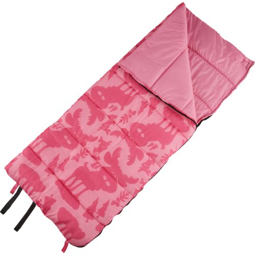 Wenzel Girls' Moose 40°F Sleeping Bag