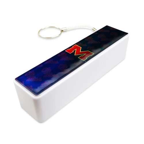Mizco University of Mississippi Powerbar Charger