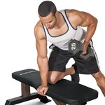 Steelbody Deluxe Flat Bench
