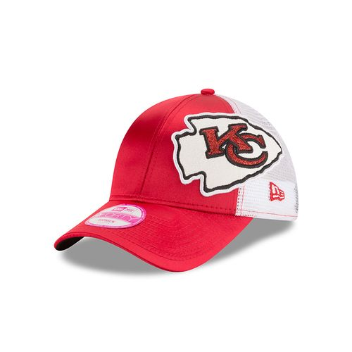 New Era Women's Kansas City Chiefs 9FORTY Glitzer Cap