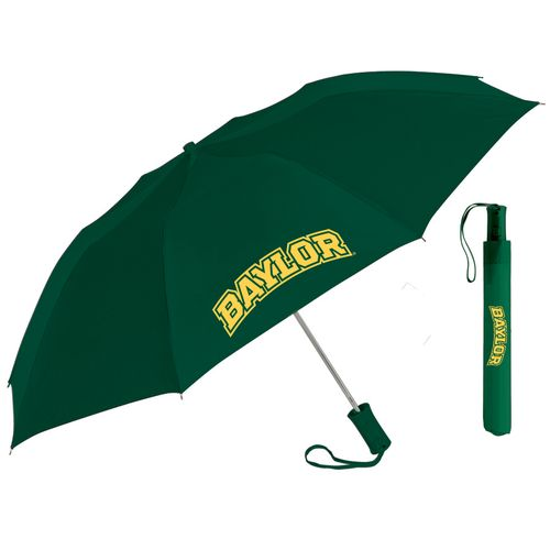 Storm Duds Adults' Baylor University Automatic Folding Umbrella