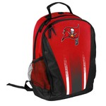 Team Beans Tampa Bay Buccaneers 2016 Stripe Primetime Backpack