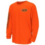 Colosseum Athletics™ Juniors' Oklahoma State University Long Sleeve T-shirt