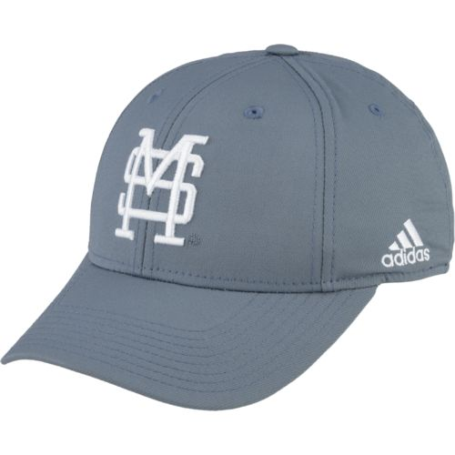 adidas™ Men's Mississippi State University Structured Flex Cap