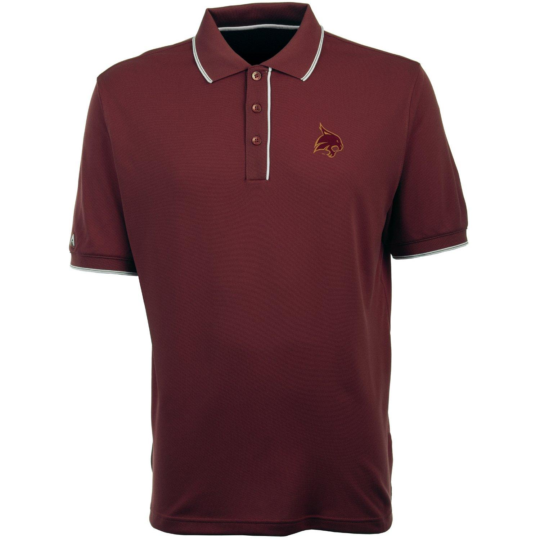 Antigua Men's Texas State University Elite Polo Shirt