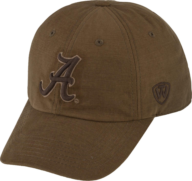Top of the World Men's University of Alabama Bark Cap