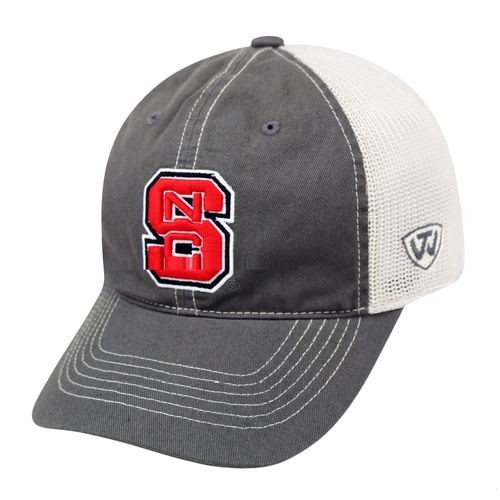 Top of the World Men's North Carolina State University Putty Cap - view number 1