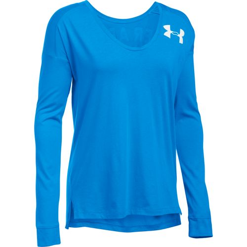 Under Armour™ Women's Favorite Collegiate Long Sleeve Shirt