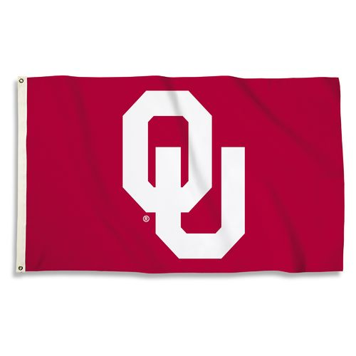 BSI University of Oklahoma 3'H x 5'W Flag