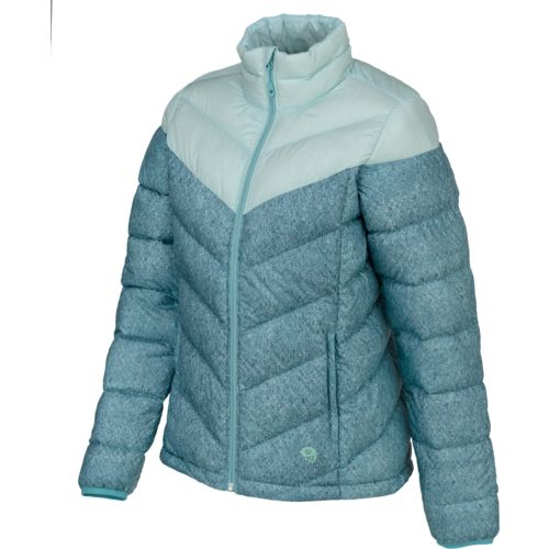 Mountain Hardwear Adults' Ratio Printed Down Jacket