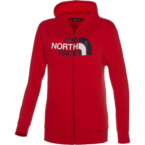 The North Face® Boys' Logowear Full Zip Hoodie