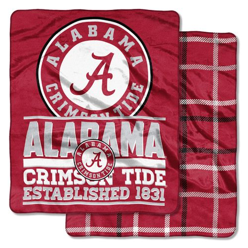 The Northwest Company University of Alabama I-Cloud Throw