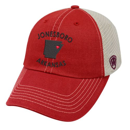 Top of the World Women's Arkansas State University Roots Cap