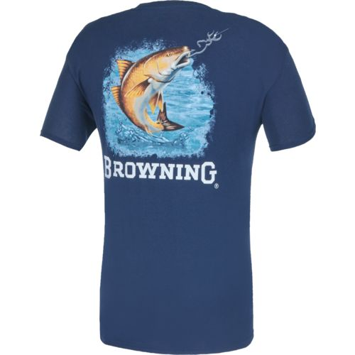 Browning Men's Redfish Short Sleeve T-shirt