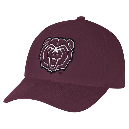 adidas™ Men's Missouri State University Structured Adjustable Cap