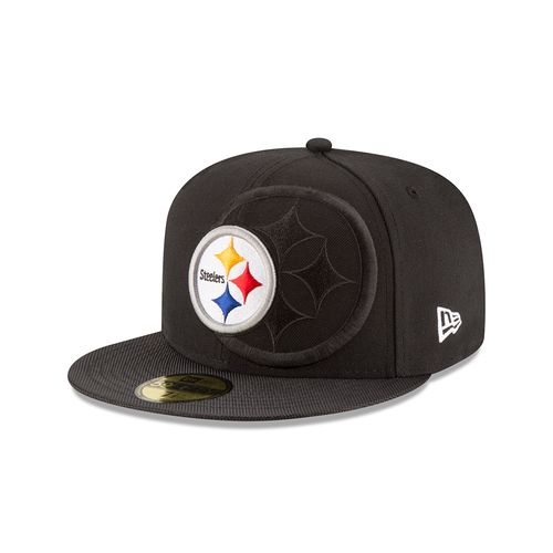 New Era Men's Pittsburgh Steelers NFL16 59FIFTY Cap