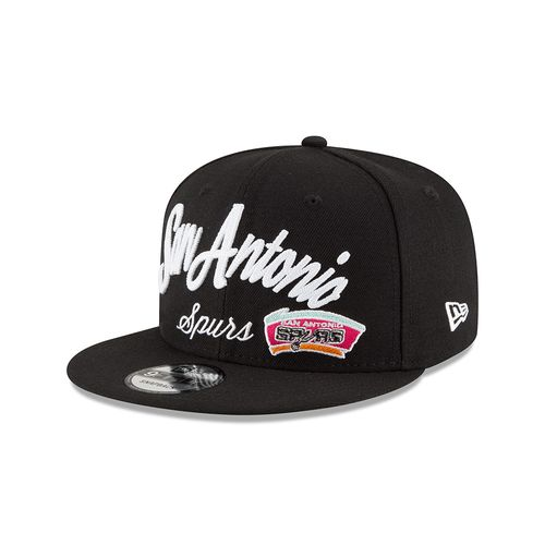 New Era Men's San Antonio Spurs 9FIFTY® City Stitcher Cap
