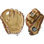 Wilson A2000 1786 11.5 in Infield Baseball Glove - view number 1
