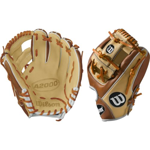 Wilson A2000 1786 11.5 in Infield Baseball Glove