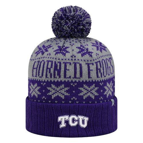 Top of the World Men's Texas Christian University Subarctic Knit Cap
