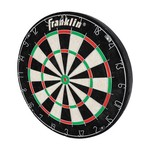 Franklin Pure Bull Bristle Dartboard - view number 1