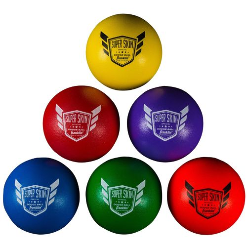 Franklin Superskin™ Dodgeball 6-Pack