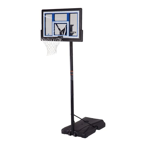 "Lifetime Courtside 48"" Portable Polycarbonate Basketball System"