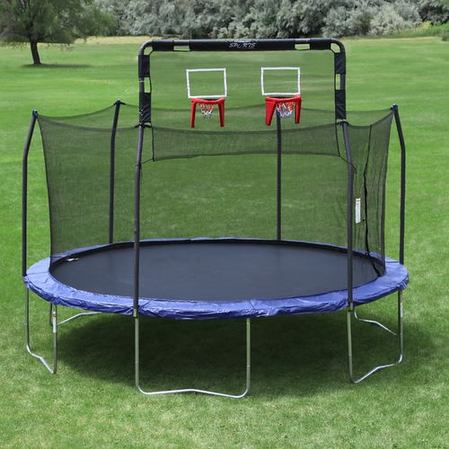Skywalker Trampolines Double Basketball Hoop for 12' Trampolines - view number 6