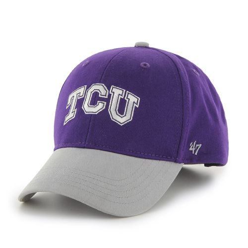 '47 Boys' Texas Christian University Short Stack MVP Cap