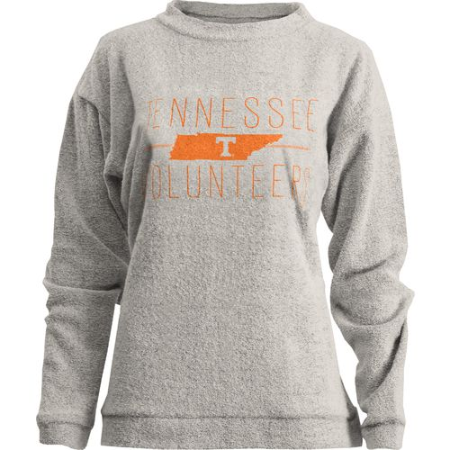 Three Squared Juniors' University of Tennessee Odessa Comfy Terry Top