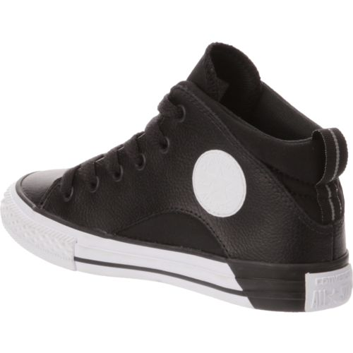 Converse Boys' Chuck Taylor All Star Official Mid-Top Basketball Shoes - view number 3