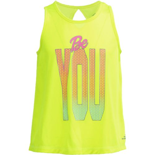 BCG Girls' Graphic Tech Training Tank Top - view number 1