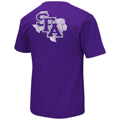 Colosseum Athletics™ Men's Stephen F. Austin State University Banya Pocket T-shirt - view number 2